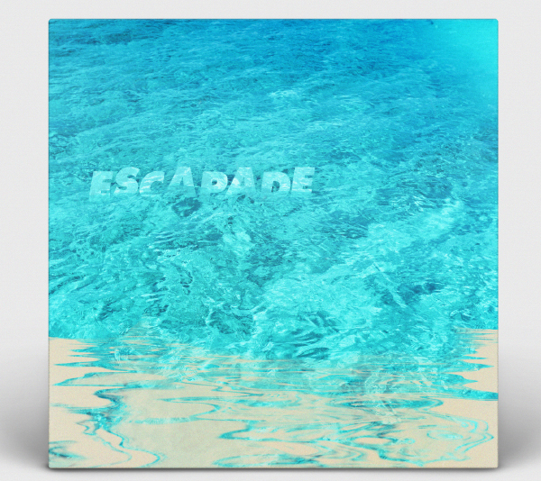 Album Art: Matt Pacheco - Escapade