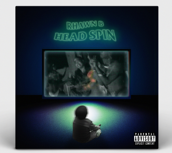 Album Art: Rhawn B - Head Spin
