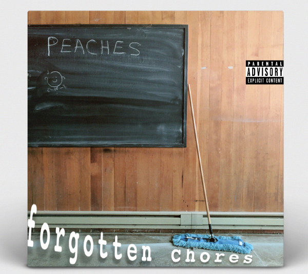 Album Art: Peaches - Forgotten Chores