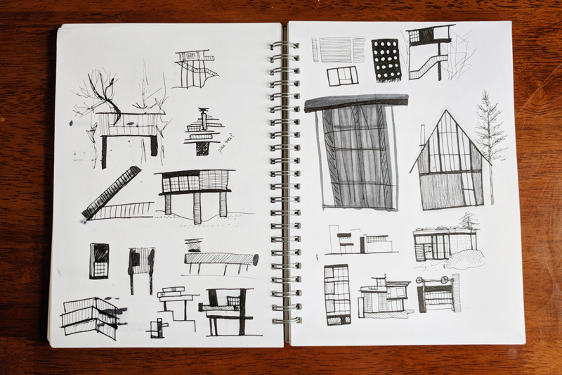 Preliminary Sketches and Ideation